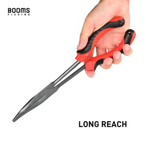 Image 3 - Booms Fishing F05 Fishermans Fishing Pliers Long Reach Hook Remover