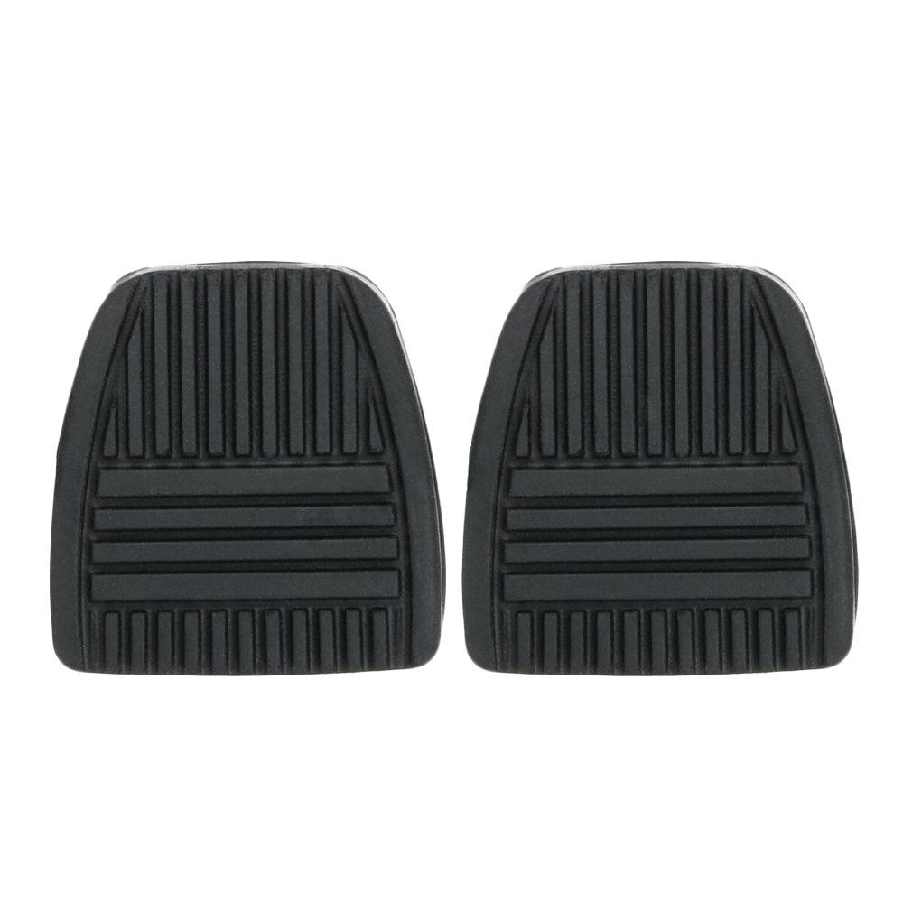 Brake Clutch Pedal Pad Rubber Cover Trans Vehicles For Toyota 4Runner 1984-2001 Camry Celica