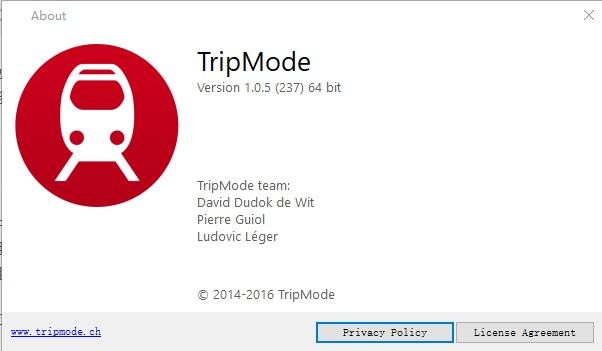 TripMode 1.0.5 经典 Windows 破解版分享的图片-高老四博客 第2张