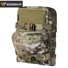 Idogear Mini Hydration Bag Hydratatie Rugzak Assault Molle Pouch Tactische Militaire Outdoor Sport Water Tassen 3530