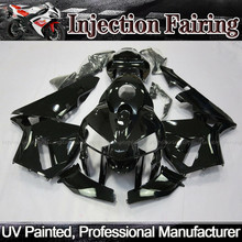 ZXMT Matte Gloss Black Injection Mold Fairing Kit For Honda CBR600RR 2005 2006 F5 ABS Injection Bodywork UV Light Curing Paint worker light weight shoulder tail stock injection mold for nerf