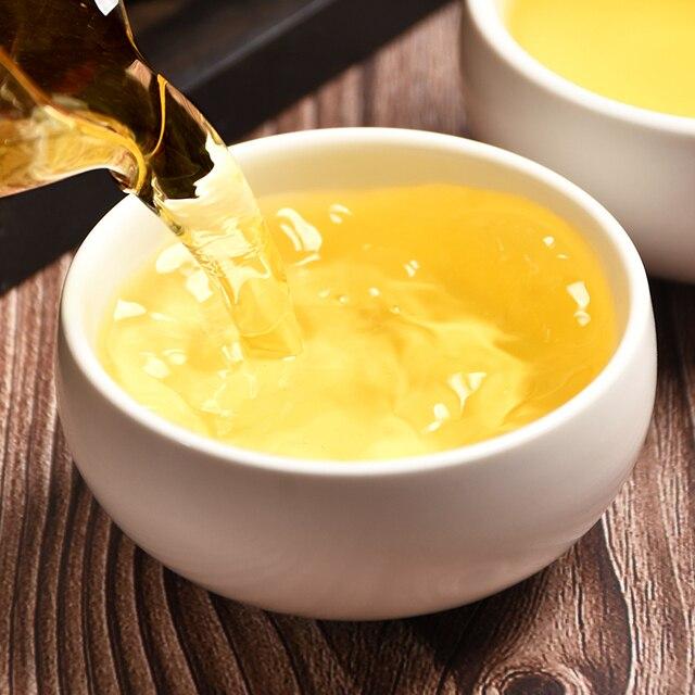 2019 China Anxi Tiekuanyin Tea Fresh 1275 Organic Oolong Tea For Weight loss Tea Health Care Beauty Green Food 2