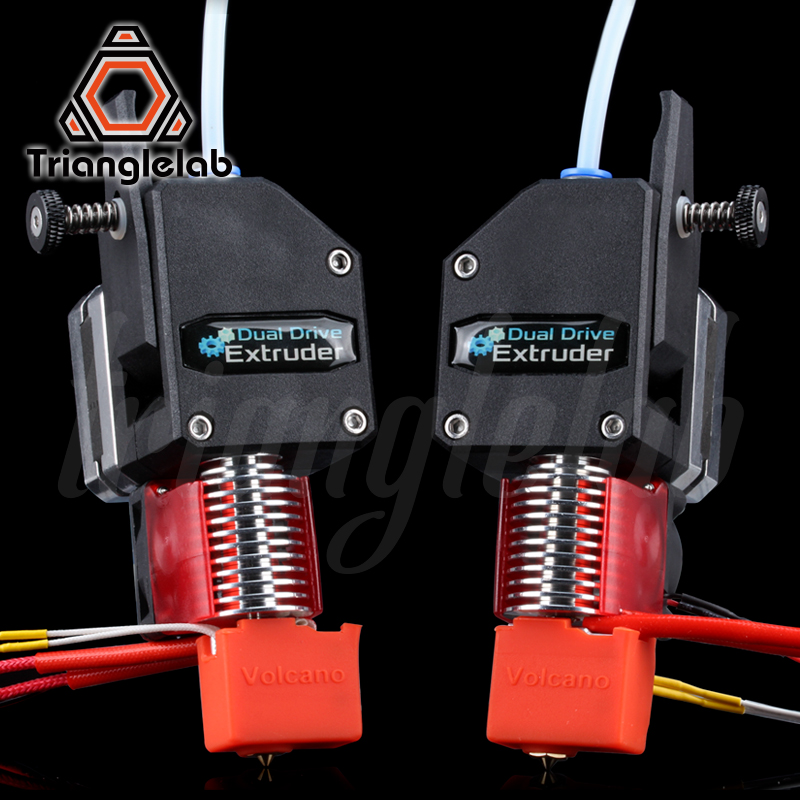 trianglelab Left Mirror BMG extruder and hotend Bowden Extruder Dual Drive Extruder for 3d printer for