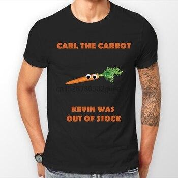 Camiseta Aldi Kevin The Carrot, talla S M L XL 2XL 3XL...