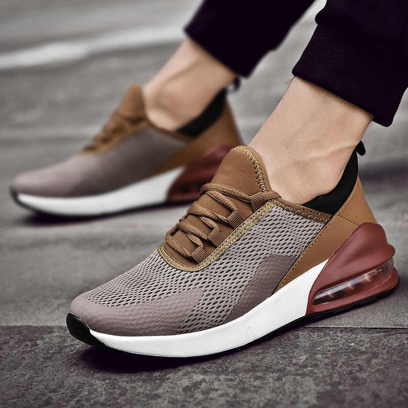 Laufen Schuh Für Männer Frau 2019 Neue Freien Turnschuhe Männer Sommer Schuhe Sportlich Unisex Atmungsaktive Mesh Weibliche Sport Schuhe Männer