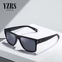 YZRS Brand Sunglasses Men Polarized Driving Square Sun Glasses Designer Driver Sunglass For UV400 Eyewear