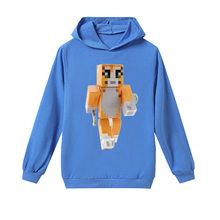 2020Dan Tdm Stampy Kat Unisex Kids Baby Jongens Meisjes Peuters Hoodies Cartoon Trainingspak Leuke Sweatshirts Jongens Sweatshirt 3-16years(China)