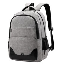 Fashion Backpack Oxford Travel Backpack Large Capacity Stude