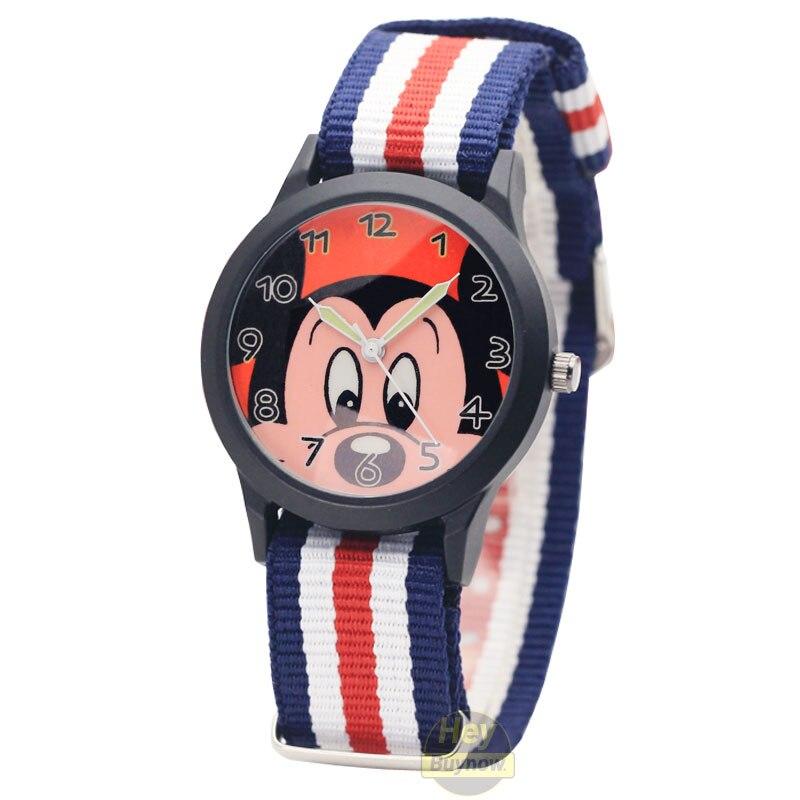 Fashion Cartoon Children Watch Casual Arabic Digital Dial Quartz Wristwatch Boys Girls Birthday Clock Kids Boys Christmas Gift