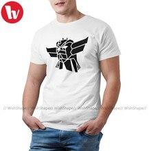Grendizer T Shirt Goldorak T-Shirt Cotton 4xl Tee Shirt Streetwear Funny Print Short Sleeve Men Tshirt