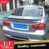 For BMW E90 Spoiler performance ABS Car Rear Wing PST Spoiler For BMW E90 M3 320i 323i 325i 328i Spoiler 2006 2011