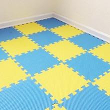 24 pçs/set crianças tapete de espuma eva crianças puzzles tapete macio piso jogar almofada brinquedos para crianças jigsaw esteiras do bebê ginásio rastejando esteira