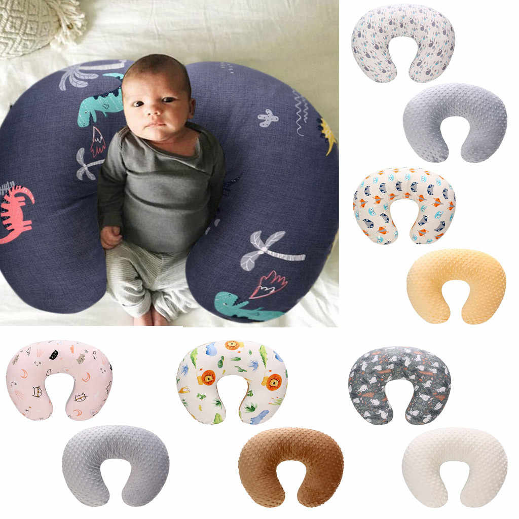 baby nursing pillow cover nursing newborn baby breastfeeding pillow cover nursing pillow cover slipcover cotton u shaped unisex