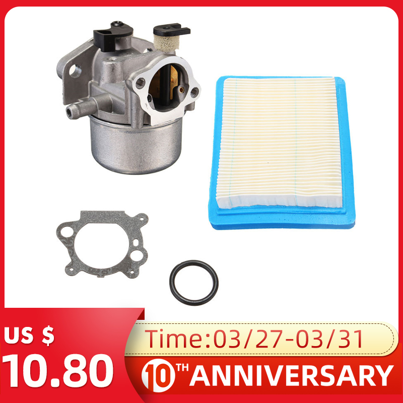 Carburador Kit para Briggs Stratton 799871 790845 799871 790845 799866 796707 794304 Carburadores     - title=