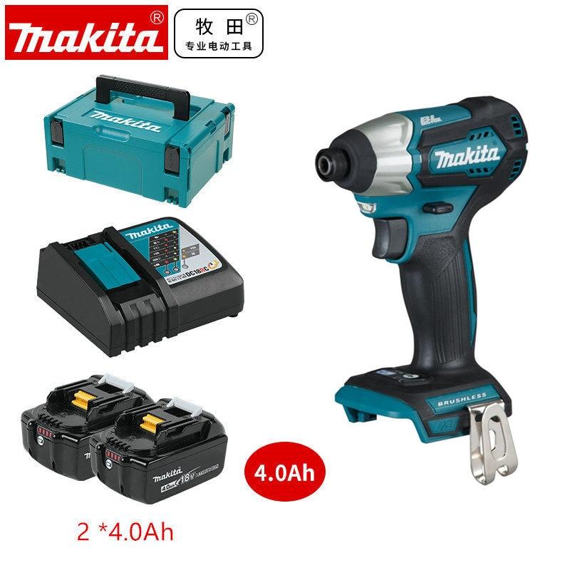 Maktia DTD155 DTD155Z DTD155RME LXT Brushless 18V Impact Driver  220~240V