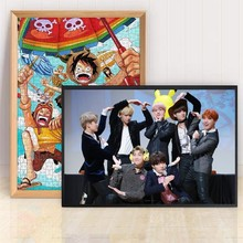 Amie Poster Korean pop music posters Kpop Bangtan Boys Posters YOU NEVER WALK poster top posters холст top posters 50х50х2см g 1033h