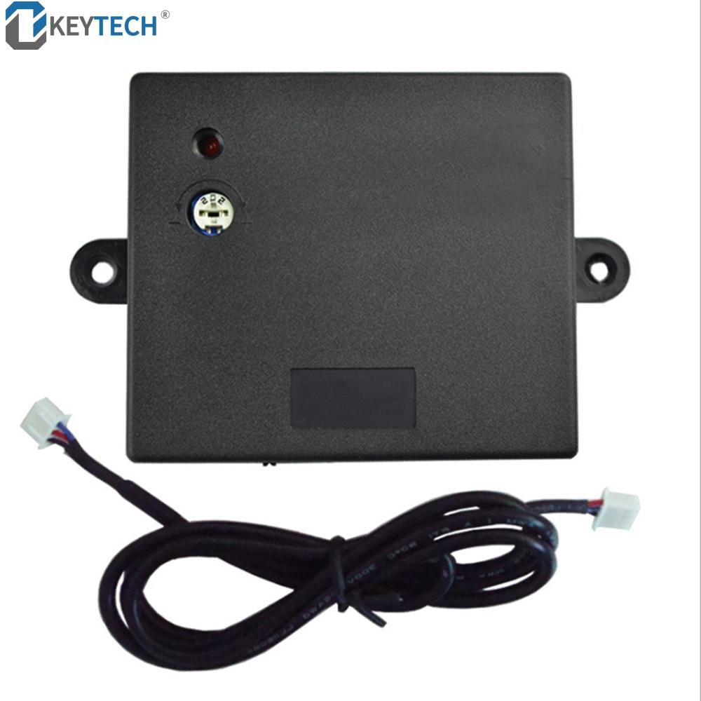 Okeytech acessórios de alarme de carro automático sensor de microondas detector de segurança equipamentos de automação disponível carro anti-roubo