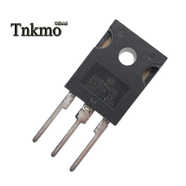 10 PIÈCES STGW20NC60VD À 247 GW20NC60VD STGW20NC60V GW20NC60V TO247 20A 600V N ch Transistor IGBT livraison gratuite