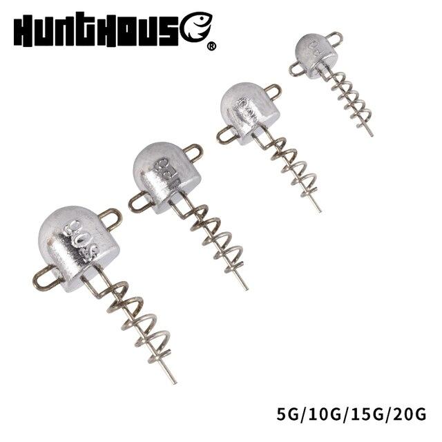 Super Hunthouse soft lure 5g 10g fishing lead Fishhooks cb5feb1b7314637725a2e7: 306-10g|306-15g|306-20g|306-5g|310-10g|310-5g