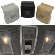 Interruptor de plástico para techo solar de coche, pulsador de plástico para ventana, 3 colores, para Mercedes Benz W204, C-CLASS, W212, A207, E-CLASS, W218, CLS-CLASS