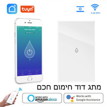 Smart Wifi Boiler Switch Water Heater Switches Voice Remote Control Israel IL Touch Panel Timer work amazon alexa google home