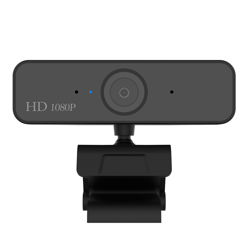 HD 1080P Webcam Built-In Microphone Auto Focus High-End Video Call Computer Peripheral Camera for PC Laptop