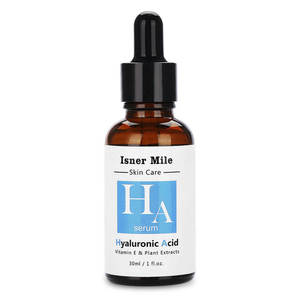 30ml Pure 100% Hyaluronic Acid Serum HA Collagen Anti-aging Whitening Moisturizing Hyaluronic Acid Solution Wrinkle Remover