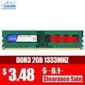 JINGSHA DDR3 2 Гб 1333 МГц настольная память DDR3 RAM 240pin Новый dimm s для Intel/AMD