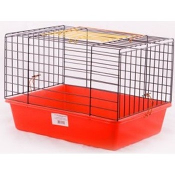 Cage вака Foldable No. 1 For Rodents (50,0*35,0*30,5 Cm)
