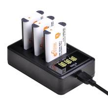 NP-BX1 NP BX1 baterii + 3 slotów LED ładowarka do Sony FDR-X3000R RX100 AS100V AS300 HX400 HX60 AS50 WX350 AS300V HDR-AS300R