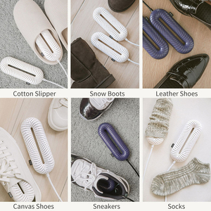 Image 5 - Youpin Sothing Shoes Dryer Heater Portable Shoe Dryer Electric UV Sterilization Constant Temperature Drying Deodorization