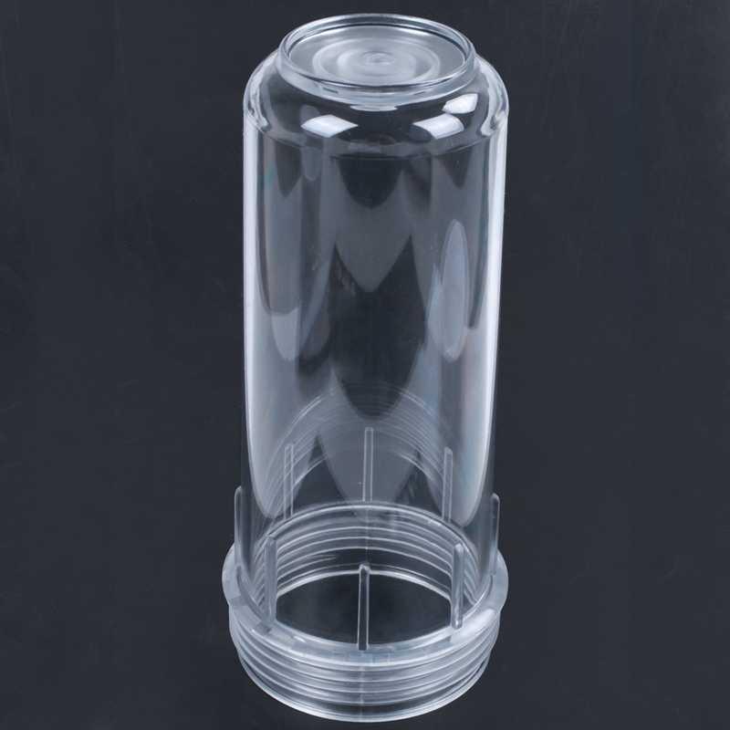 ホット販売 10 インチの防爆ボトルフィルター水 Filte 透明ボトルフィルター浄水器アクセサリーホームアプリ