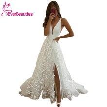 Свадебное платье для невесты boho 2020 vestidos de noiva doura