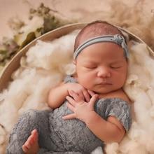 Реквизит для фотосессии новорожденных; Детский костюм; наряд принцессы; повязка на голову для малышей; реквизит для фотосессии с цветами