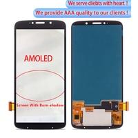 Pantalla LCD de 6,1 pulgadas para móvil, montaje de digitalizador con pantalla táctil para Moto Z3 Play, XT1929