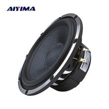 AIYIMA 1PCS Aluminum Basin 6.5 Inch Car Horn Audio Midrange