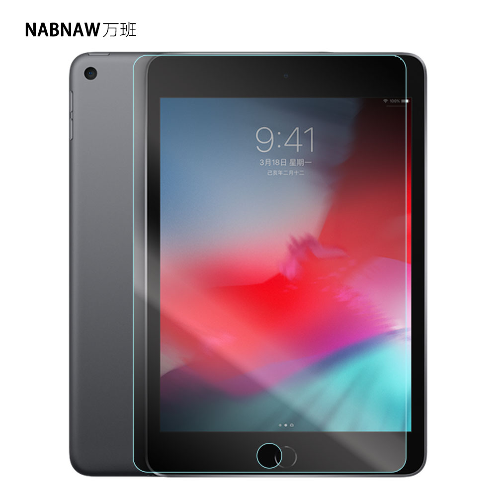 Tempered Glass for ipad air 1 <font><b>2</b></font> New ipad mini <font><b>2</b></font> 3 4 <font><b>5</b></font> <font><b>6</b></font> 11 inches HD Screen Protector 9H Protective Glass For iPad 2018 9.7 10.<font><b>5</b></font> image