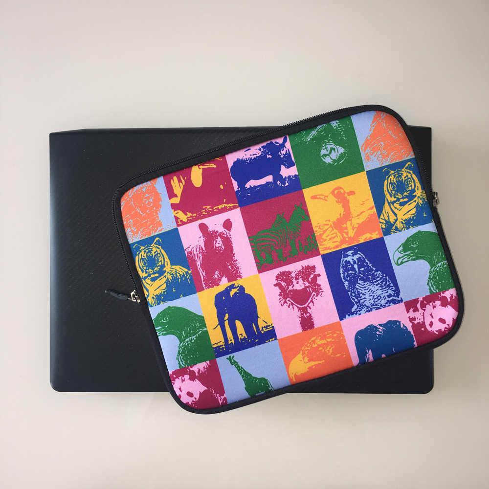 Pas cher pochette d'ordinateur 15.6 14 17 13.3 13 12 10 tablette 10.1 7 8 Mini PC Liner Case sacs Ultrabook pochette couverture Chromebook mallette