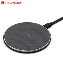 Wireless Charger Qi Fast Charging Pad Power Case For Doogee S60 S70 S8