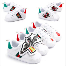 New Baby Shoes Antislip Sport Shoes Fash