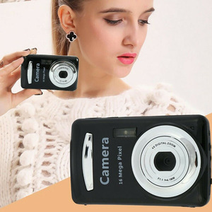 Image 5 - 2.4LCD Screen 1080P HD Video Camera Camcorder 4x Digital Zoom Handheld Digital Cameras With TFT LCD Camcorder DV Video Gift