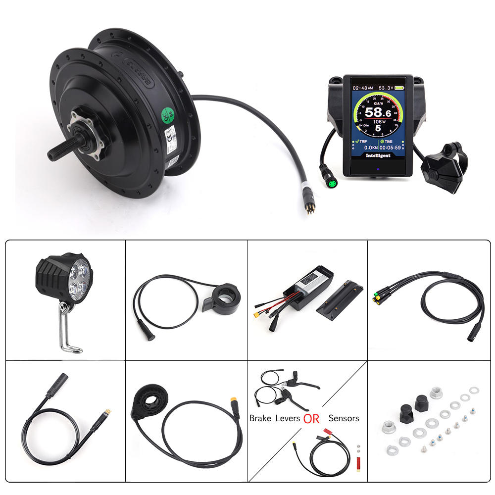 8Fun mid crank system improved controller 36V 250w BBS01B controller for replace