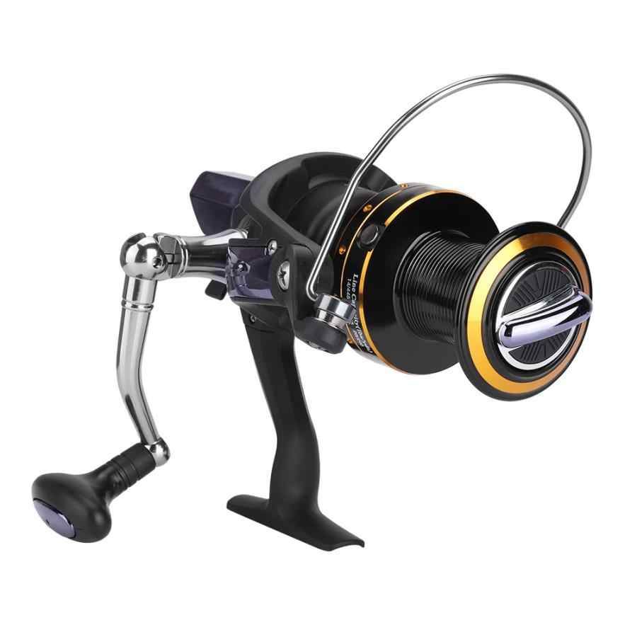 Kołowrotek GH6000-11000 hamulec kołowrotek CNC Rocker Arm kołowrotki castingowe szpula ryby kołowrotek fly Fishing reel akcesoria