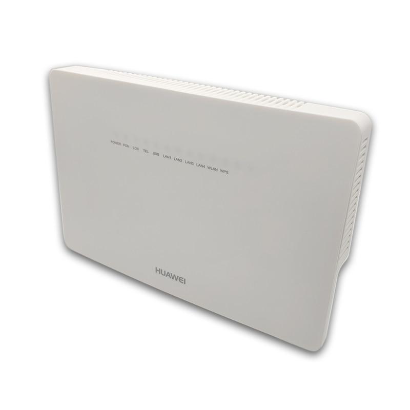 100% NEW HUAWEI GPON HG8245Q2  4GE+2.4G&5G WIFI+2*USB+1TEL+ANATEL ONU ONT Dual Band Router SAME  TO 8145v  Free Shipping