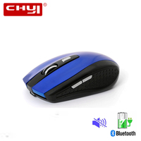 Wireless Silent Bluetooth Computer Mouse Optical Ergonomic Rechargeable Mause 1600DPI 6 Buttons Small Portable Gaming Gamer Mice