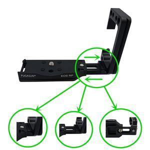 Image 1 - 垂直シュート手グリップ eos RP QR クイックリリース L プレート eos RP カメラブラケットホルダーキヤノン EOS RP