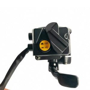 Набор рычагов дроссельной заслонки с рукояткой в сборе RH C500-3750200 для 500CC Kazuma ATV UTV части двигателя Бесплатная доставка