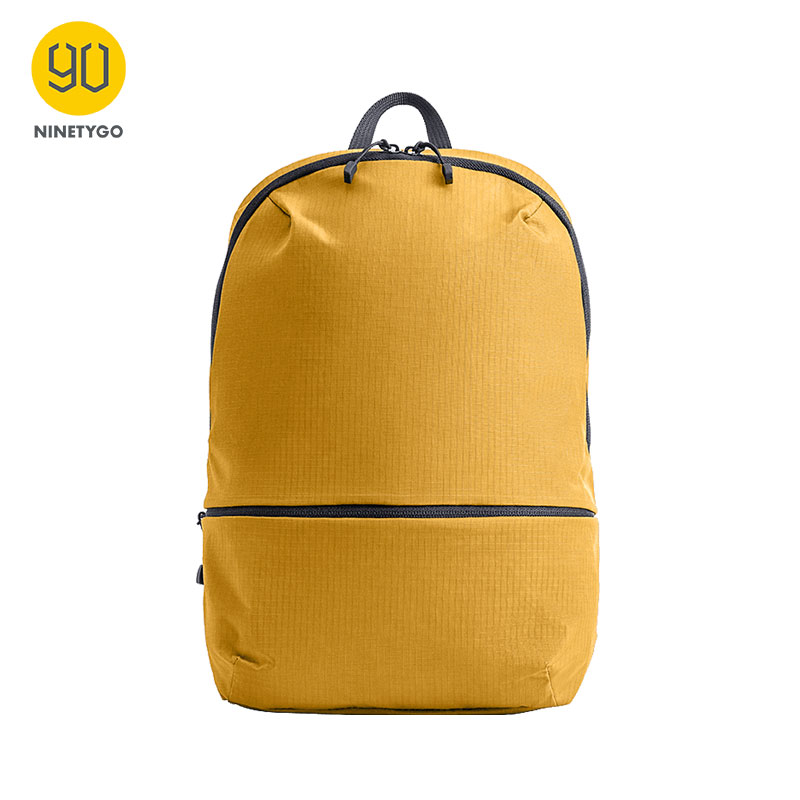 NINETYGO Lightweight Backpack Laptop Mini-Bag 14inch Women Large-Capacity Casual New-Arrival