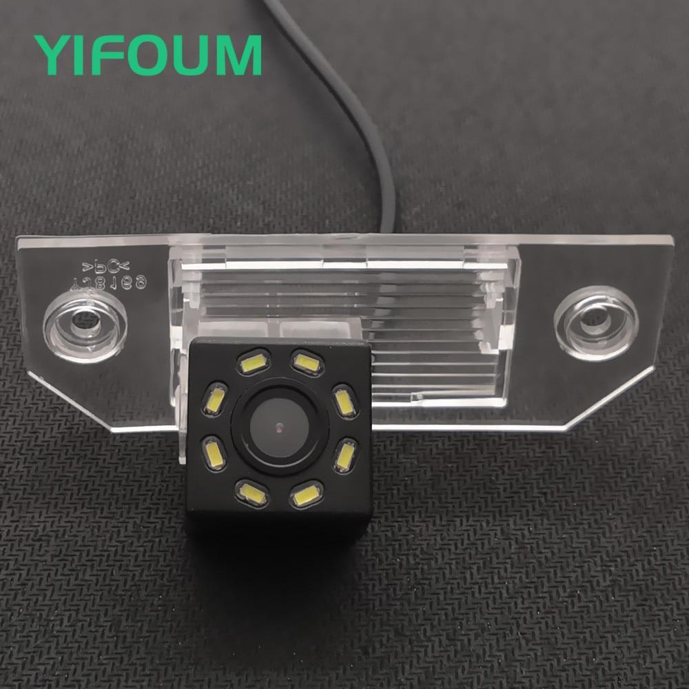 YIFOUM HD 170 Degree Waterproof Night Vision Car Rear View Backup Parking Camera For Ford Mondeo Focus Sedan 2 3 C-MAX C Max