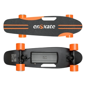 цена на EnSkate  Lite  budget board 28inch Remote Electric Skateboard penny  board with Remote Controller & Maple Deck electric Scooter